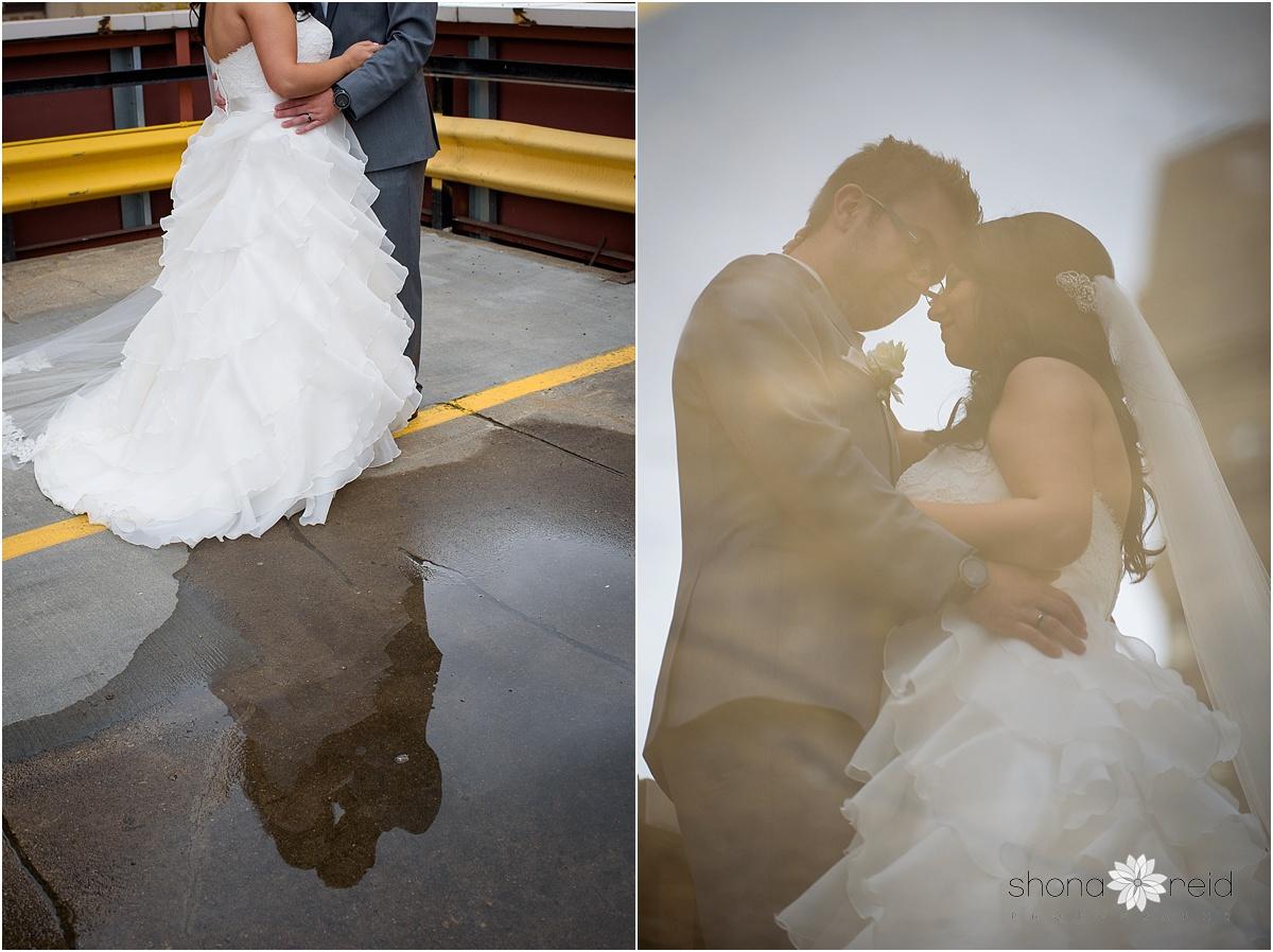 Edmonton Wedding Photography Bride and Groom