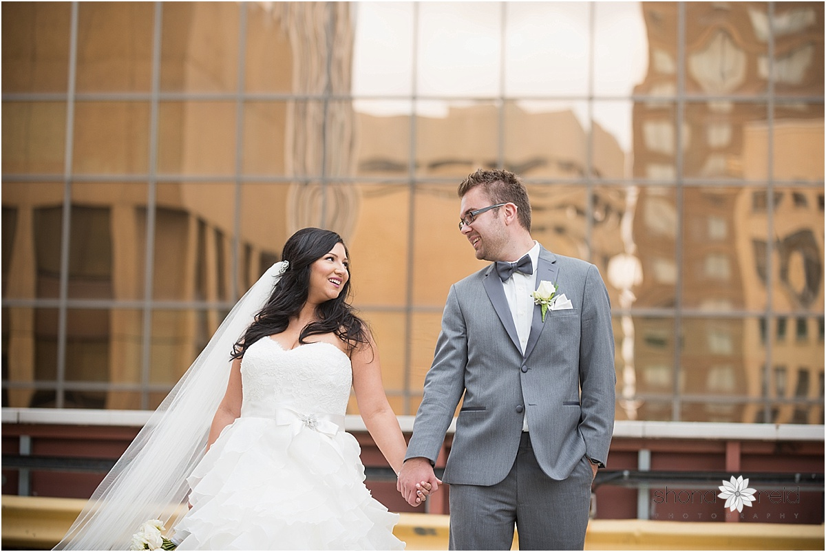 Edmonton Wedding Photography bride and groom